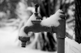 A fagykárok elkerülhetők! - A vízmérők és a vízhálózat téliesítése