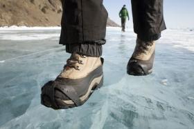 Miért olyan csúszós a jég?
